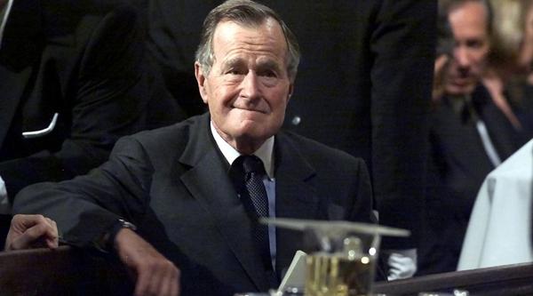 Photos: Happy 91st birthday, President Bush!