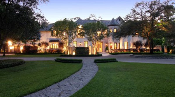 Jeff Bagwell House Photos Bagwell s estate on