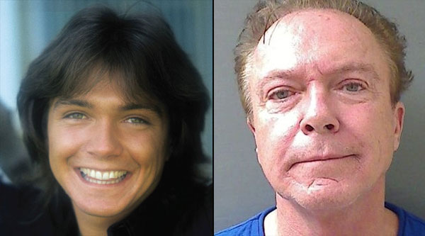 David Cassidy: That was then, this is now