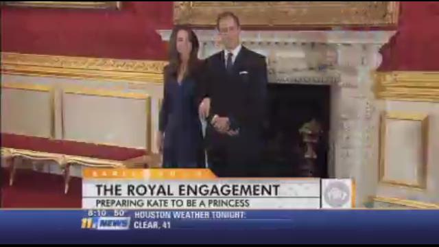 Kate, William to wed at Westminster Abbey?