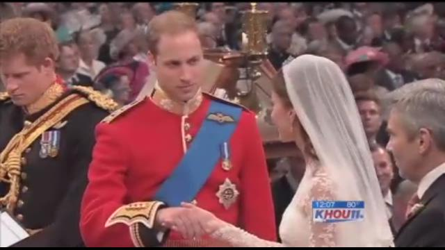 Britain celebrates monarchy as Kate, William wed