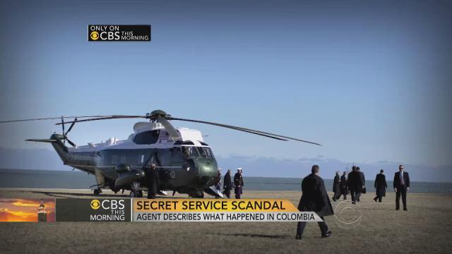 Secret Service agent caught up in Colombia prostitution scandal, says he, other agents being 'railroaded'