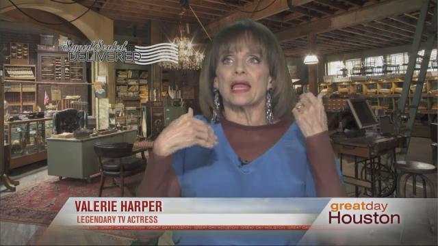 Actress Valerie Harper