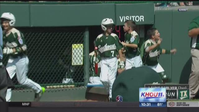 Pearland Little League wins