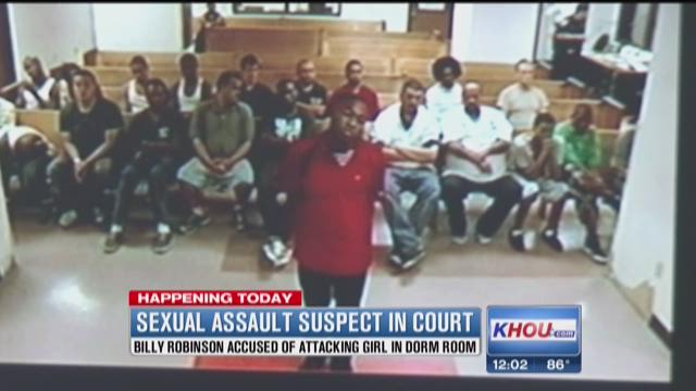 Mna accused of attacking student in UH dorm room appears in court