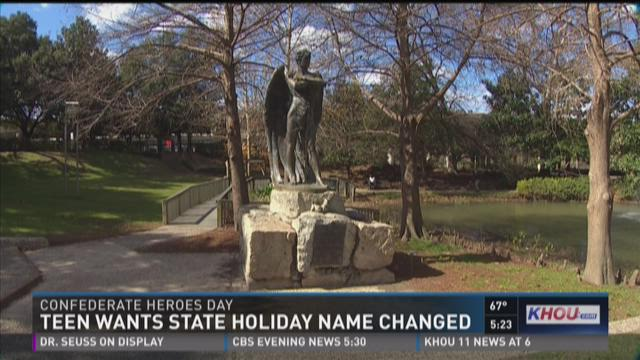 Controversy surrounds state holiday honoring Confederate veterans
