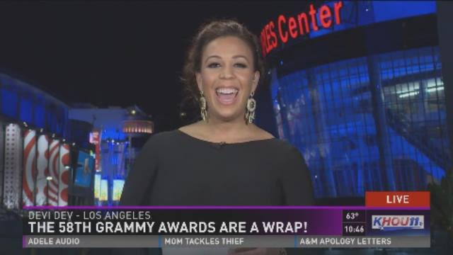 That's a wrap for the 58th Annual GRAMMY Awards!
