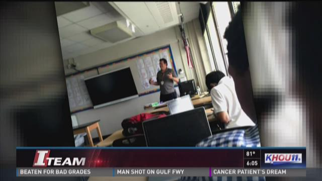 I-Team: French teacher at HISD school doesn't actually speak French