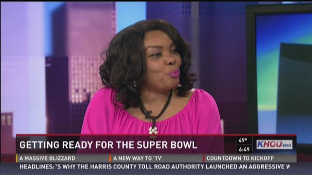 Mother of local Seahawks star preps for Super Bowl