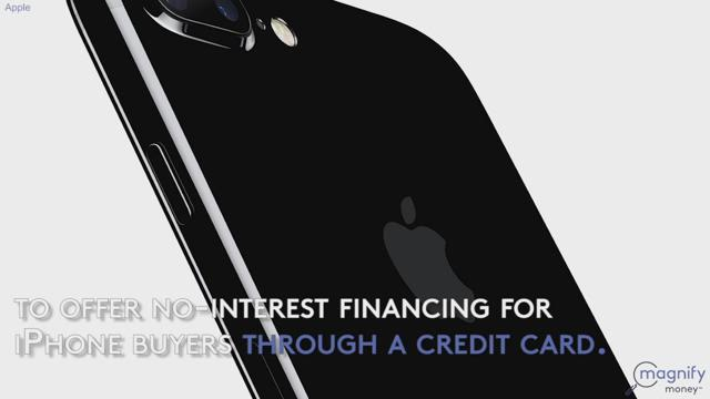 Think twice before you finance your new iPhone 7