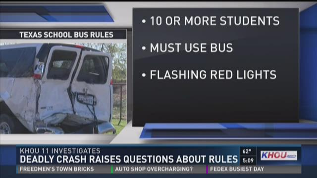 Deadly crash raises questions about rules