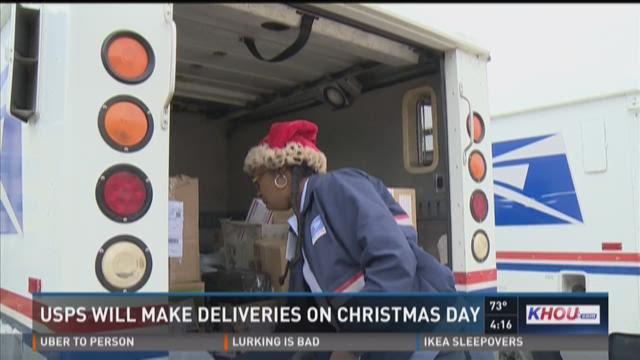11alive.com | USPS will make deliveries on Christmas Day
