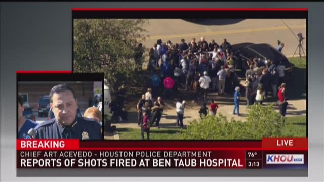 khou.com | Normal operations resume at Ben Taub after scare