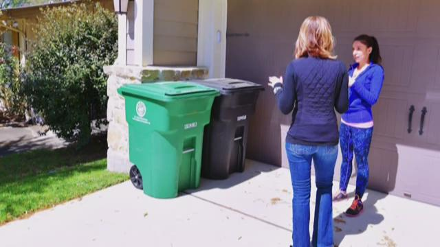 That stinks! Resident over-charged for city trash cans