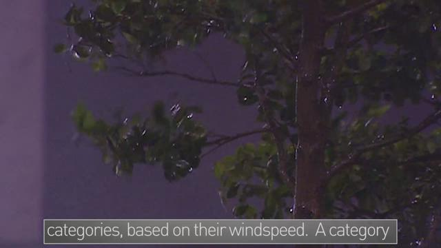 Hurricane Quick Tips: Storm Threats
