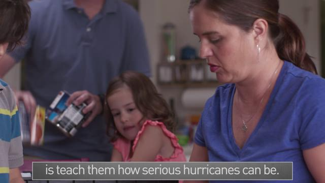 Hurricane Quick Tips: Family and pet preparedness