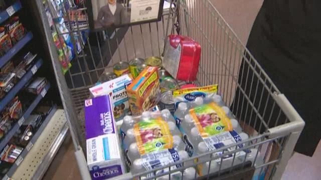 Preparing for Harvey: What to buy in bulk