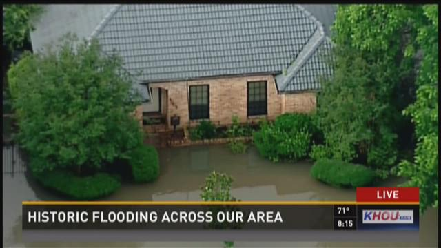 Rescues, deaths reported in historic flooding