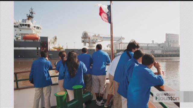 Port of Houston Student Programs