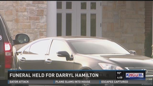 Funeral held for former MLB player Darryl Hamilton