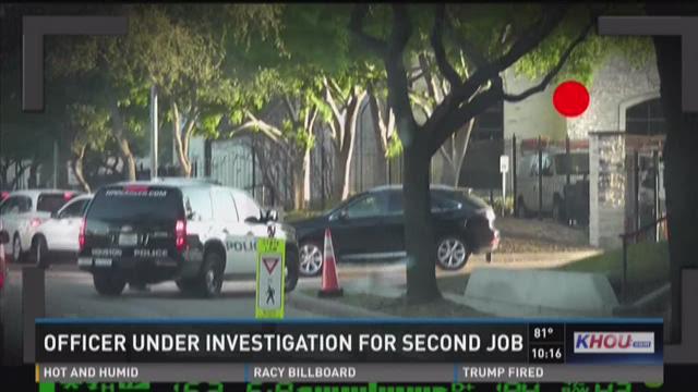 I-Team: Officer under investigation for second job