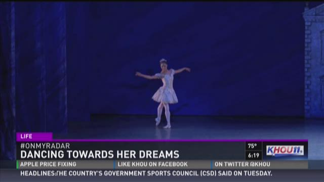 Devi Dev: Ballerina Misty Copeland dancing towards her dreams