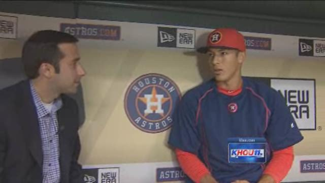 One-on-One with Astros SS Carlos Correa