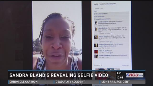 New Sandra Bland Facebook video surfaces