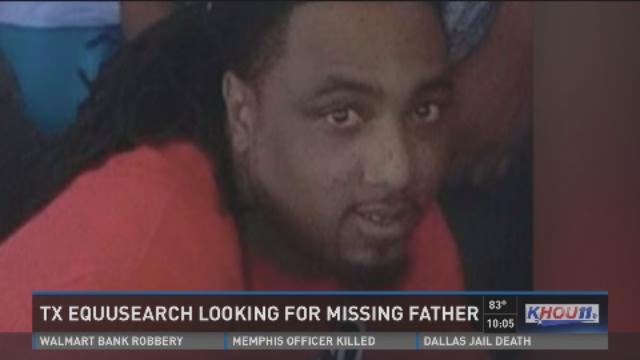 Texas EquuSearch looking for missing father