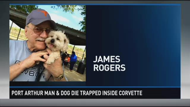 The man has been identified as James Rogers, 72, of Port Arthur.