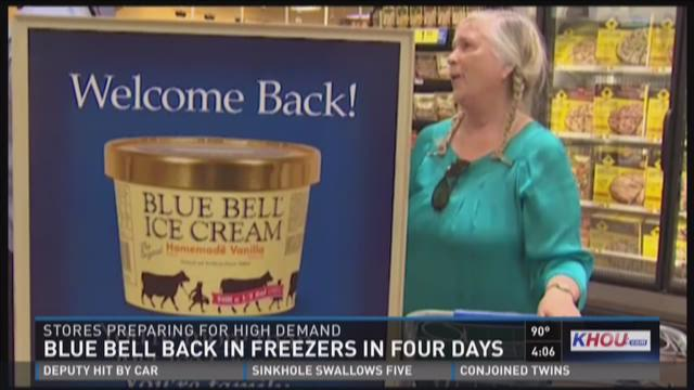 Rules are already in place as stores are preparing for high demand.