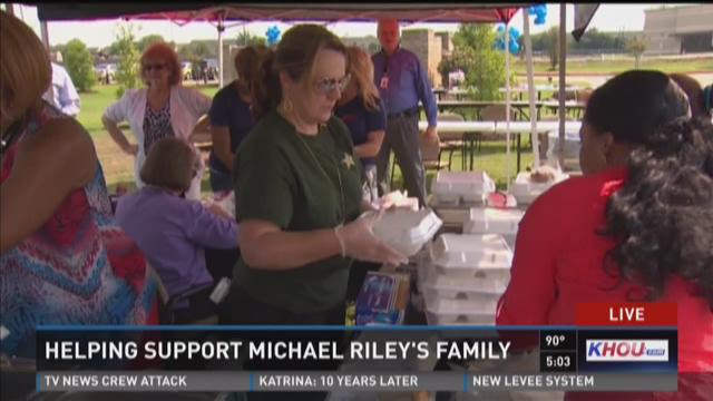 Michael Riley, Jr.