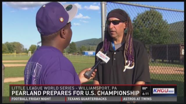 Pearland prepares for U.S. Championship