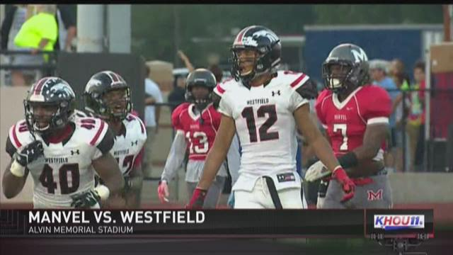 KHOU 11 News Football Friday Night for August 28, 2015