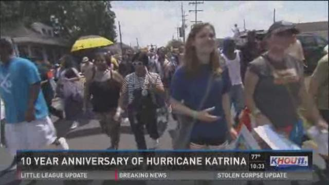 Hurricane Katrina: A Day of Service in the Crescent City
