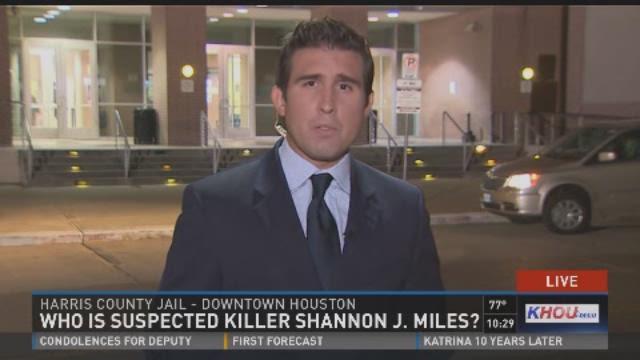 Suspect in deputy's shooting death has criminal history