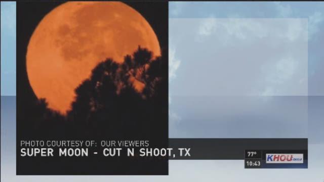 Houston weekend forecast