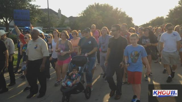 March For Deputy Goforth