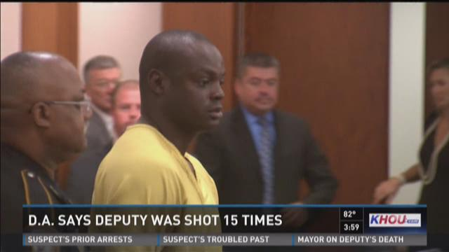 D.A. says deputy was shot 15 times