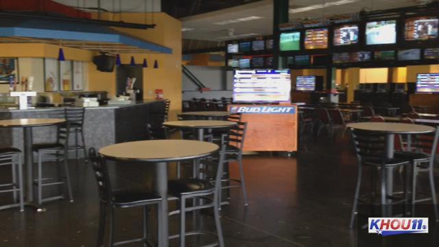 REKHA REPORTS: Horse Racing Shut Down In TX