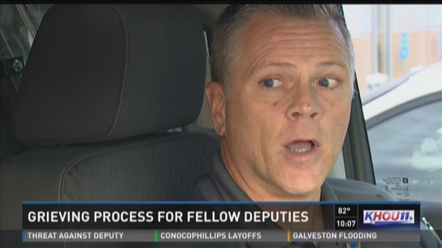 Grieving process for fellow deputies