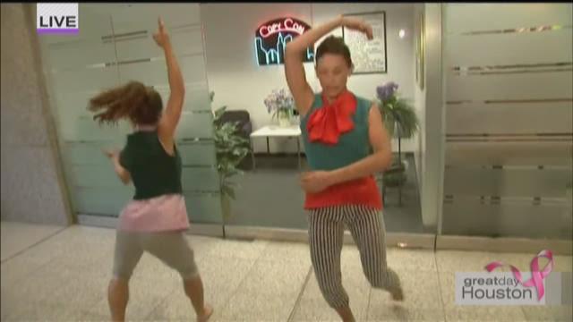 Pop Up Dance Performances
