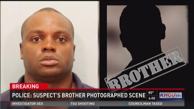 Police: Suspect's brother photographed Goforth muder scene